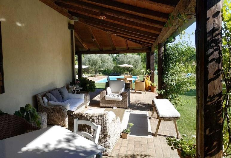 Casa Tentoni, Misano Adriatico, Terassi/patio
