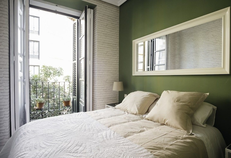 LA LATINA Apartment, Madryt, Apartament, dla niepalących, Pokój