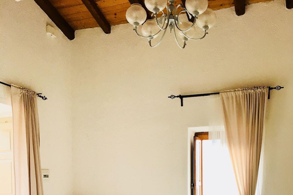 Deluxe maisonnette, 2 slaapkamers, keuken, uitzicht op vallei - Woonruimte