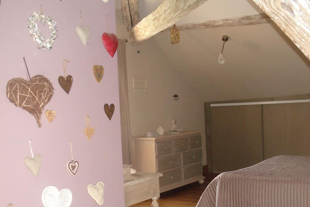 Apartmá (Coeur d'Ange) - Koupelna