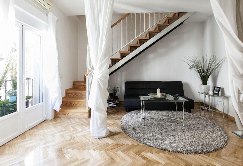 LAVAPIES Apartment II, Madrid, Appartement, 1 chambre, balcon, Coin séjour