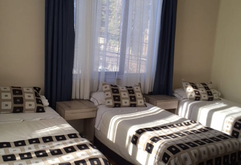 Hostal Patagonia, Punta Arenas, Standard Triple Room, 3 Bedrooms, Non Smoking, Shared Bathroom, Guest Room