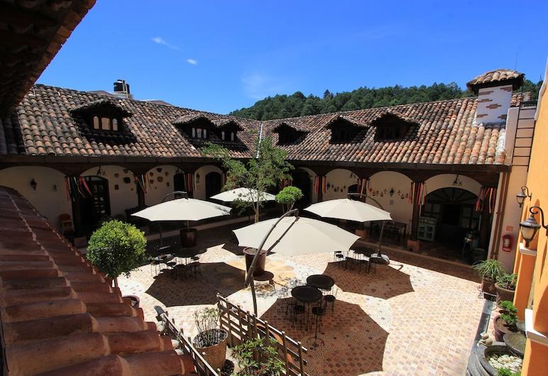 Plaza San Cristóbal Inn, San Cristóbal de las Casas, Garten