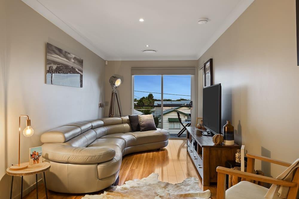 Hus Comfort - 5 sovrum - icke-rökare - privat pool - Vardagsrum