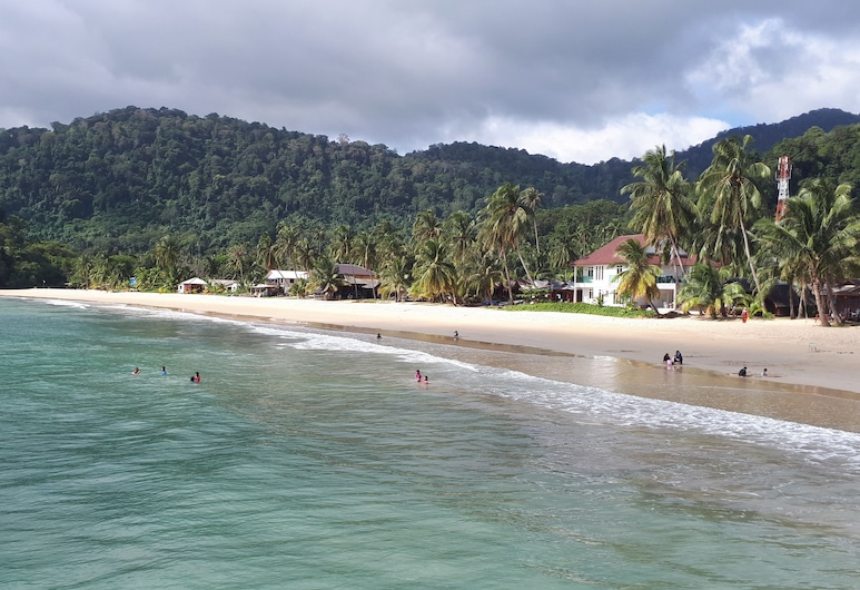Juara Mutiara Resort, Tioman Island, Paplūdimys