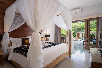 A(z) Freddies Villas Ubud hotel fényképe itt: Sukawati