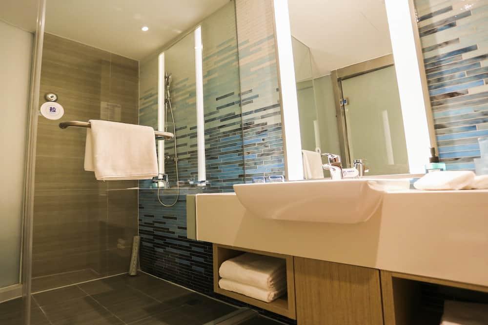ห้องสแตนดาร์ด, เตียงเดี่ยว 2 เตียง - ห้องน้ำ
