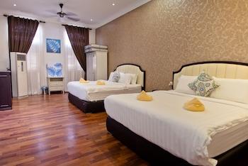 Malacca bölgesindeki Jonker Mansion 11 resmi