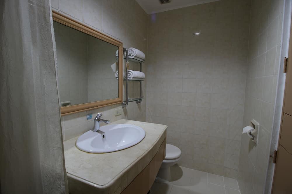 Business Class Matrimonial - Bathroom