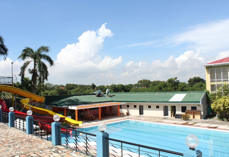 에온 센테니얼 리조트 호텔 & 워터파크, 일로일로, 야외 수영장