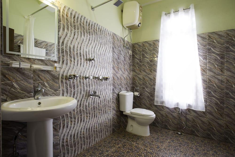 Pokój dwuosobowy typu Deluxe, 1 sypialnia - Łazienka