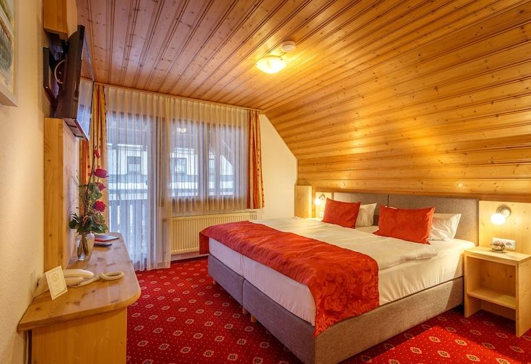 Bartlehof Hotel & Restaurant, Schluchsee, Suite, balcón, Habitación