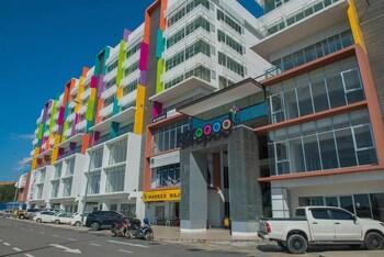 Kota Kinabalu bölgesindeki YO.OM Colorful Family Home 3 Pax resmi