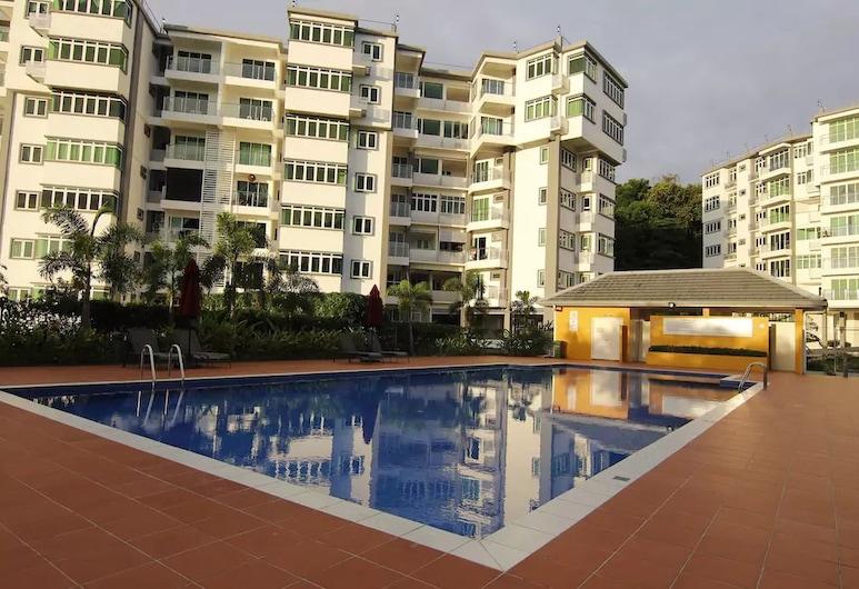 YO.OM Families Luxury Condo Gateway 6 Pax, Kota Kinabalu, Kolam Terbuka