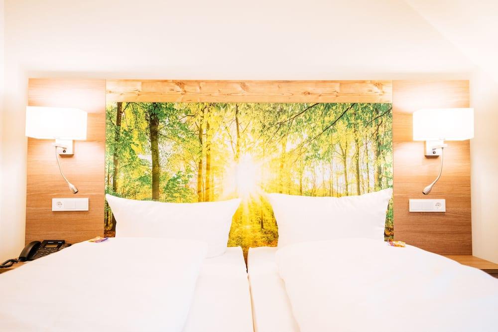 Kamar Double untuk 1 Orang (Hotel) - Kamar Tamu