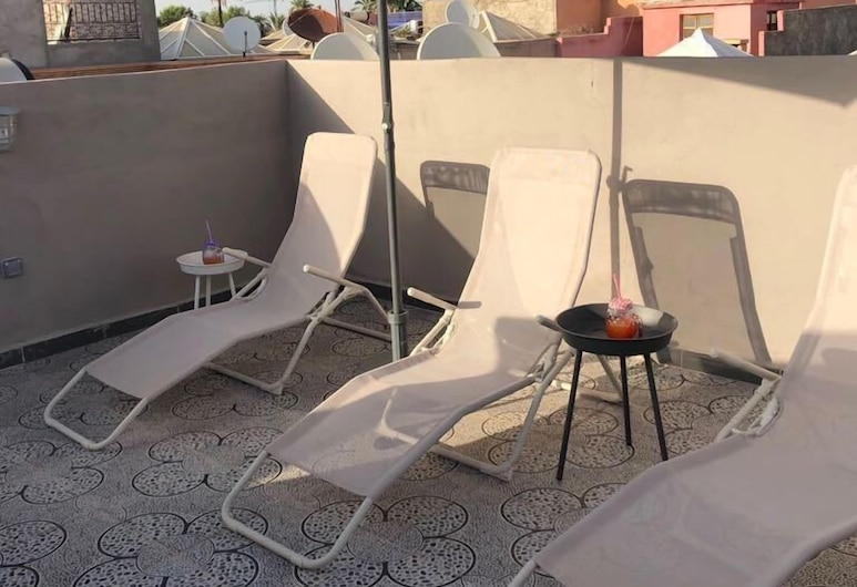 Riad Yasmine Marrakech, Marrakech, Terrace/Patio