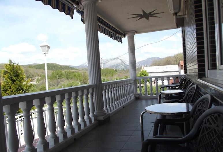 La Montaña Palentina, Guardo, Terrasse/veranda