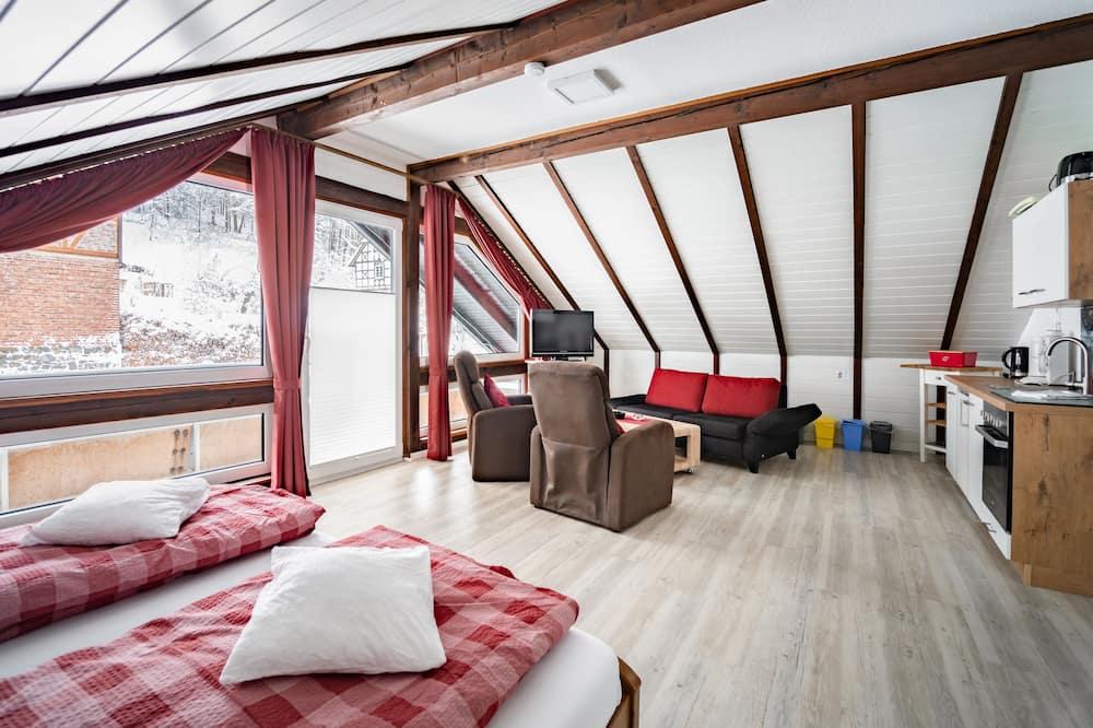 Studio, Balcony (I) - Guest Room