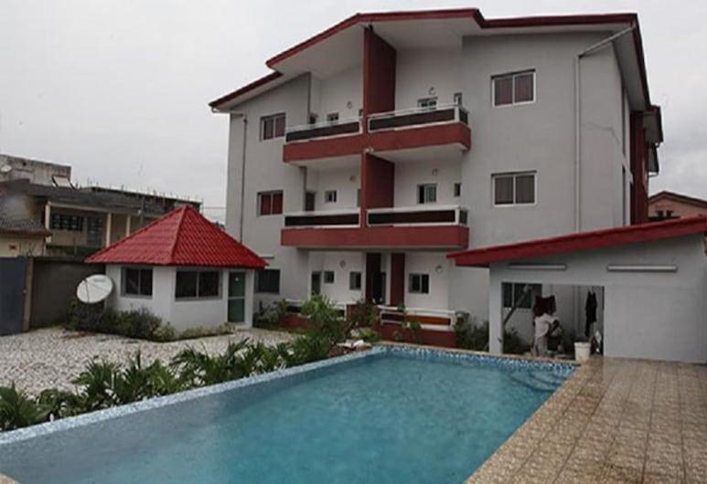 VMD Aparthôtel, Abidjan, Outdoor Pool