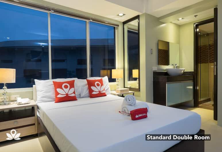 ZEN Premium near Rockwell Makati, Makati, Standard Tek Büyük Yataklı Oda, 1 Çift Kişilik Yatak, Oda