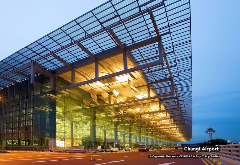 Diamond Hotel, Singapore, Exterior