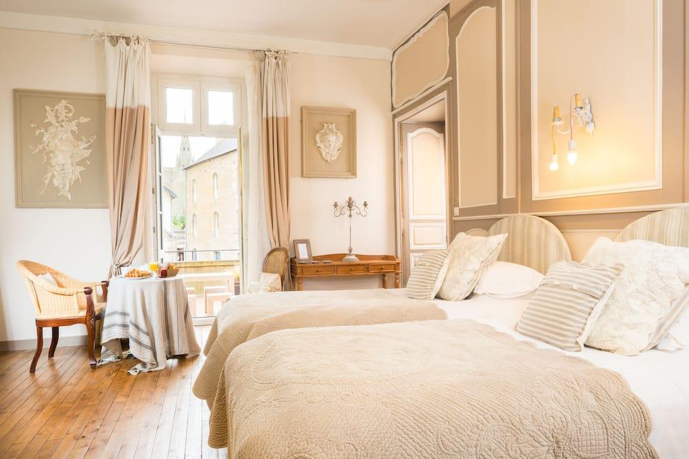 Habitación con 2 camas individuales (Mélusine) - Habitación