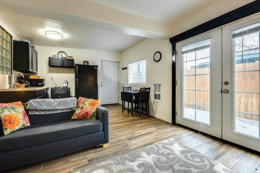 Kuća, 1 queen size krevet i kauč na rasklapanje - Dnevni boravak