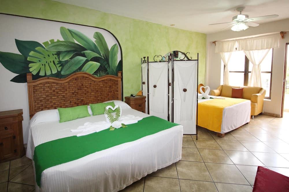 Classic-Apartment, 2Queen-Betten, Nichtraucher - Zimmer