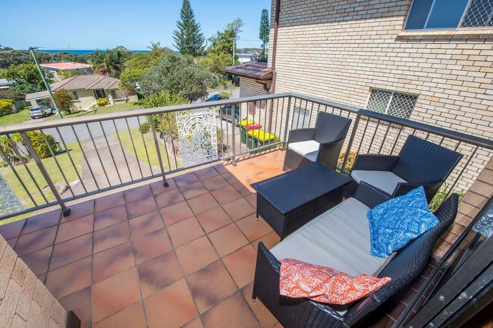 Ev, 4 Yatak Odası - Balkon
