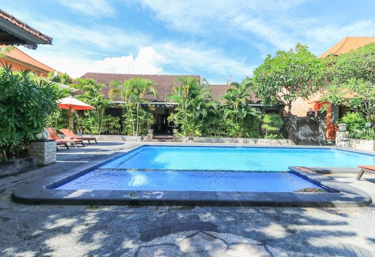 Kedin's Inn Hotel, Kuta, Hồ bơi ngoài trời