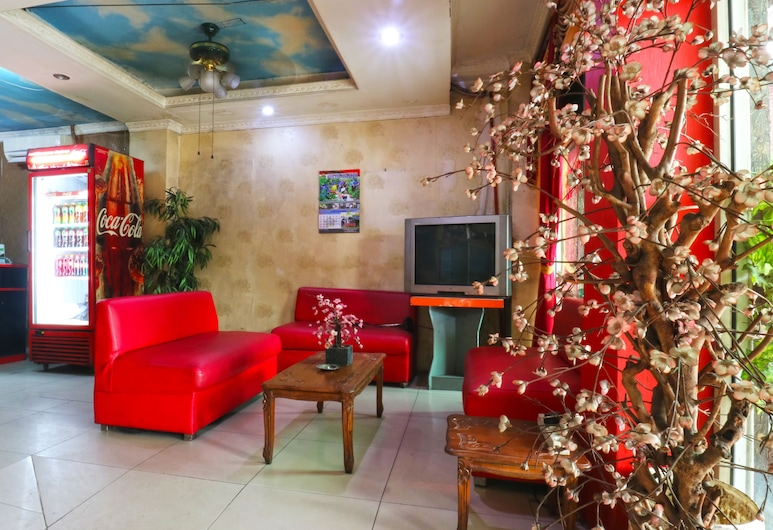 King Stone Hotel, Pietų Tangerangas, Kambarys verslo klientams, Vestibiulis