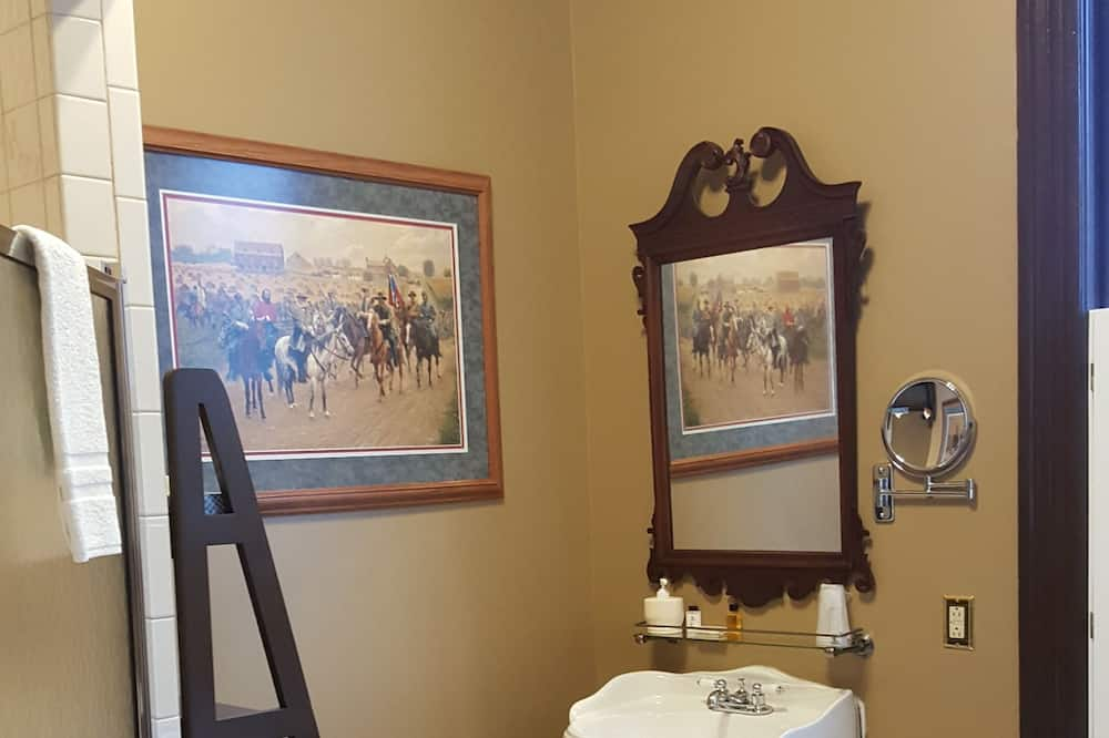 Kambarys (The Judges) - Vonios kambarys