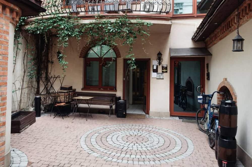 Deluxe-Apartment - Balkon