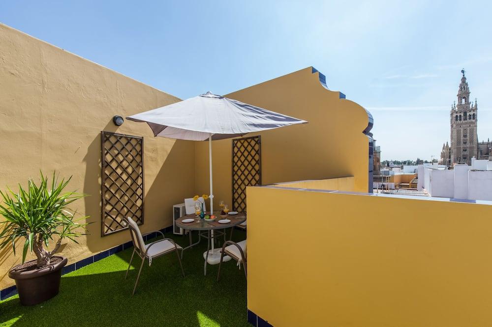 Deluxe Apart Daire, 2 Yatak Odası, Balkon - Öne Çıkan Resim