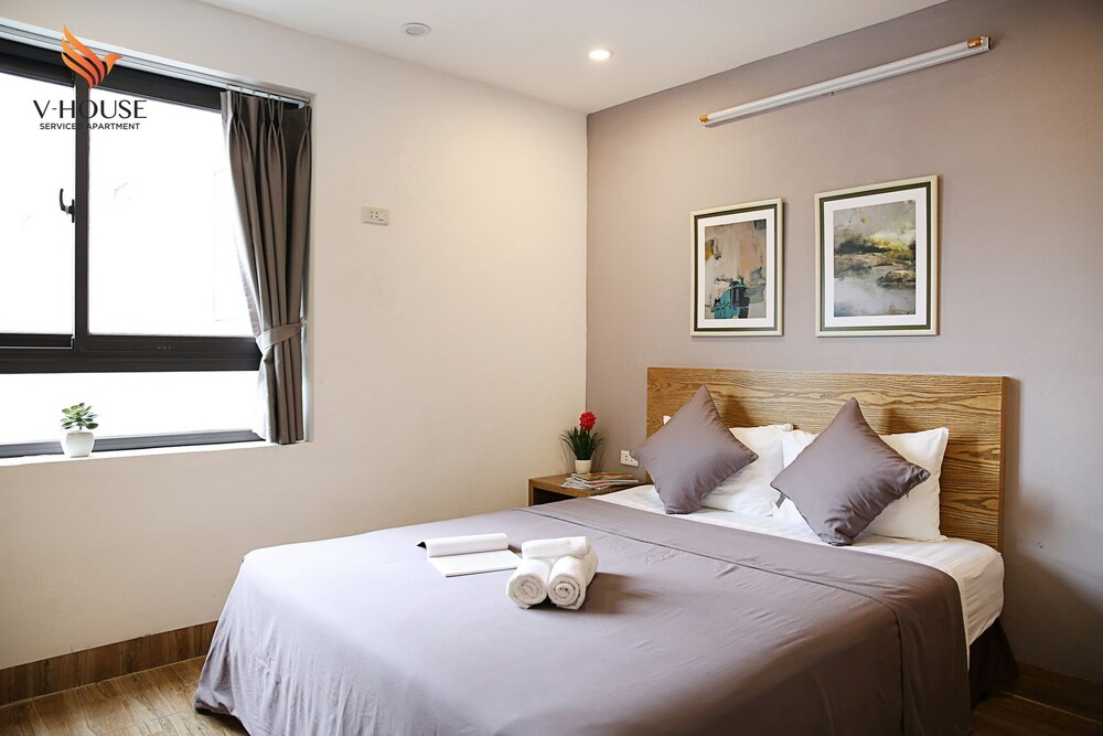 Book V House 5 Serviced Apartment in Hanoi | Hotels.com