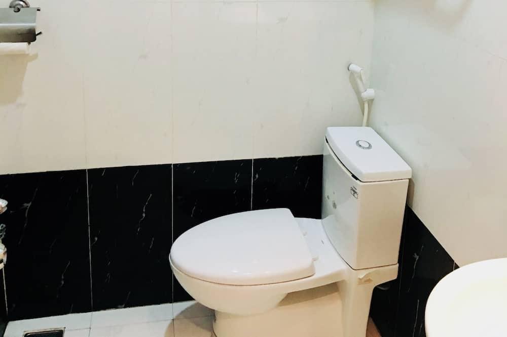 Superior-Einzelzimmer - Badezimmer