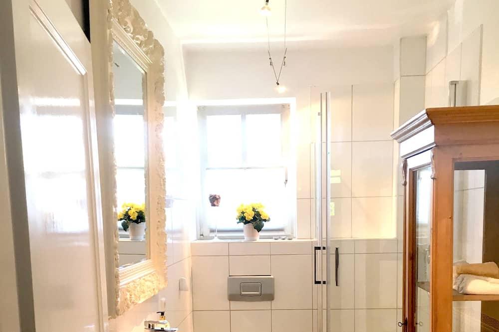 Chambre Double (Das Gelbe Zimmer) - Salle de bain