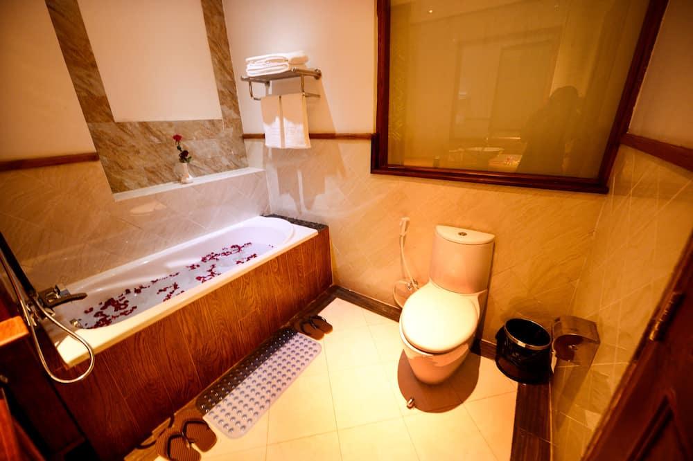 Deluxe Room, Mountain View - Bilik mandi