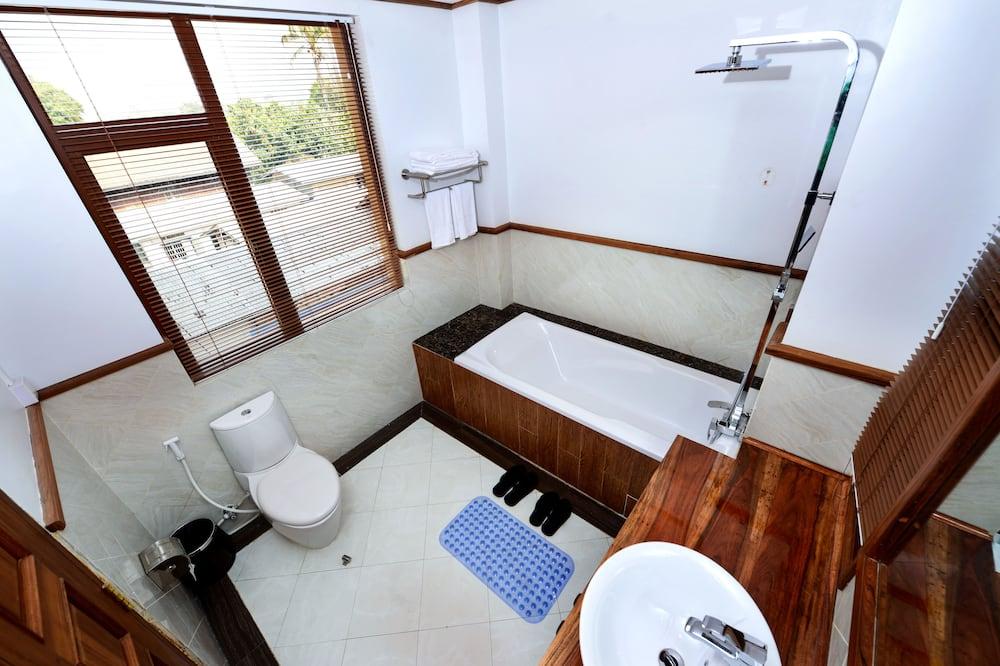 Junior Room, Mountain View - Bilik mandi