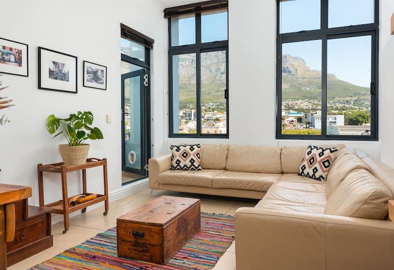 Hip Hop Plaza 505, Cape Town, Apartment, 2 Bedrooms, Living Area