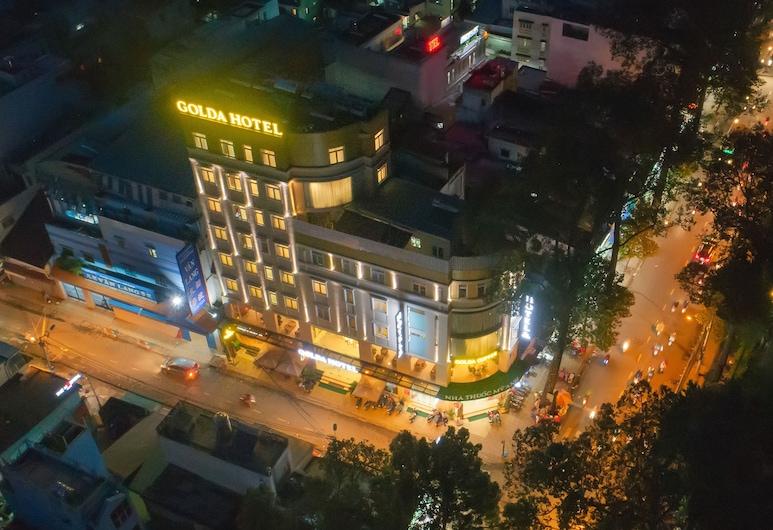 Golda Hotel, Ho Chi Minh-Stad, Terras