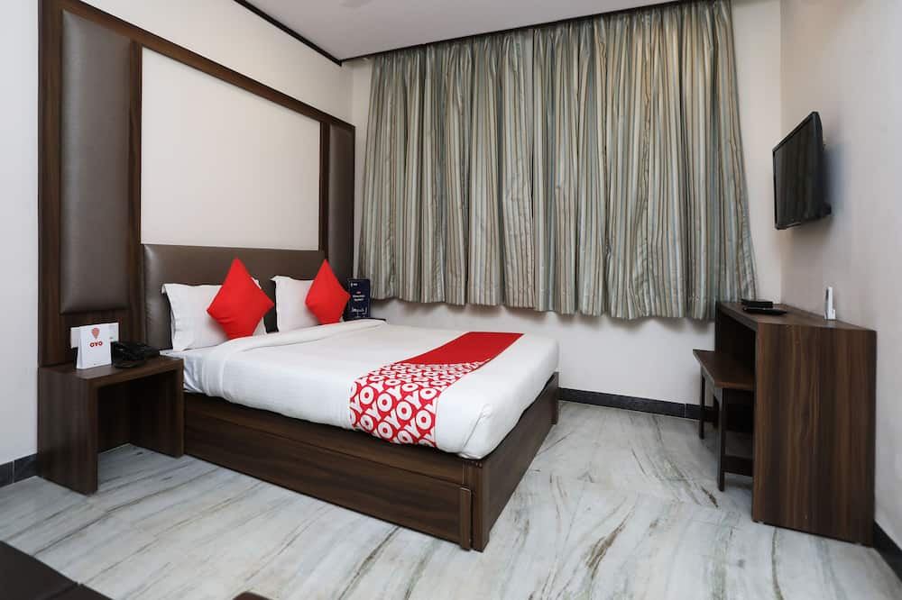 Standard Double or Twin Room, 1 Double Bed, Smoking - Guest Room
