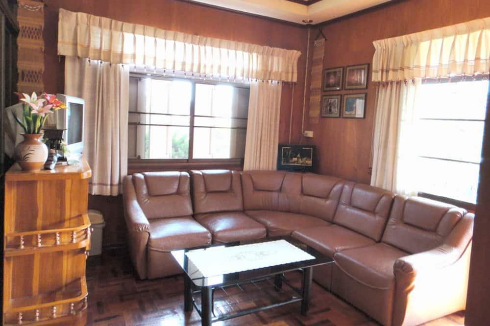 Three Bedrooms Bungalow  - Περιοχή καθιστικού