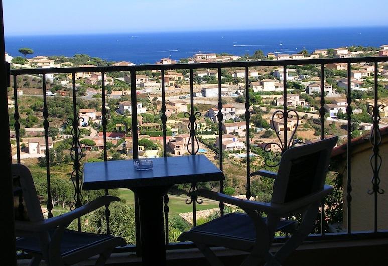 阿克瓦巴馬維拉酒店, 聖馬克西姆, 雙人房, 非吸煙房, 露台, 露台