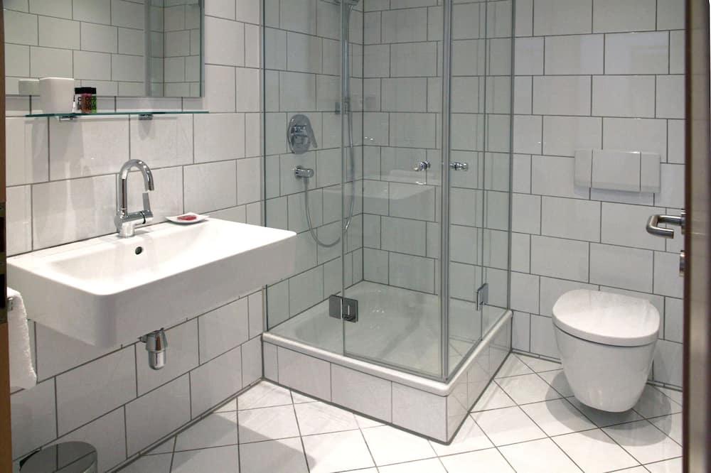 Jednolôžková izba - Zariadenie kúpeľne