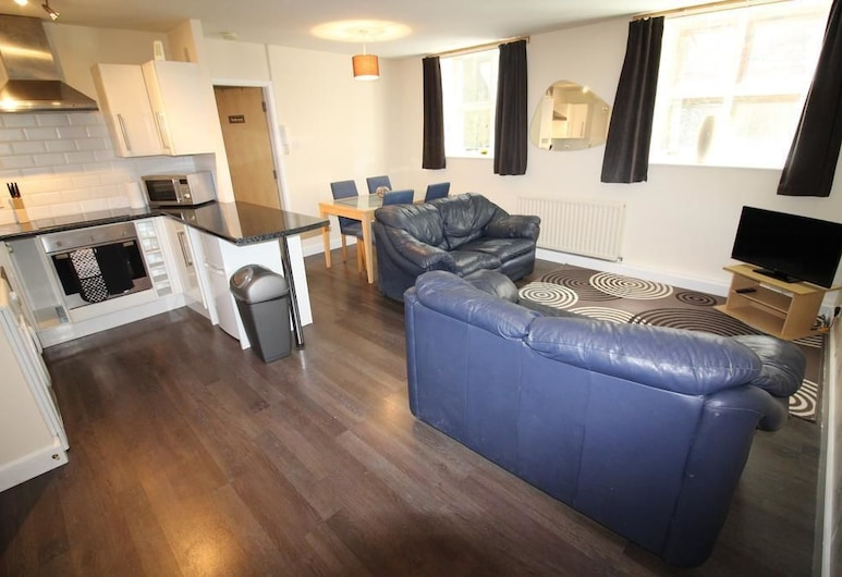 1 Bed Apartment, Leeds