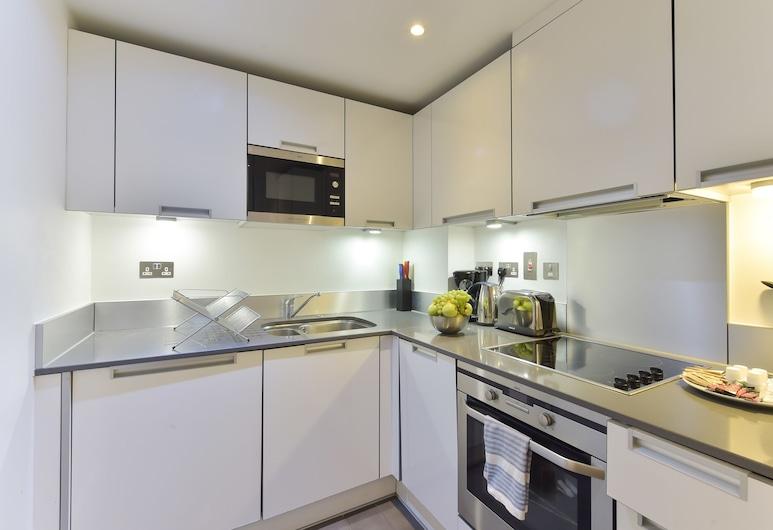 Chancery Lane City Apartments, Londýn, Apartmán, 3 spálne, Súkromná kuchyňa