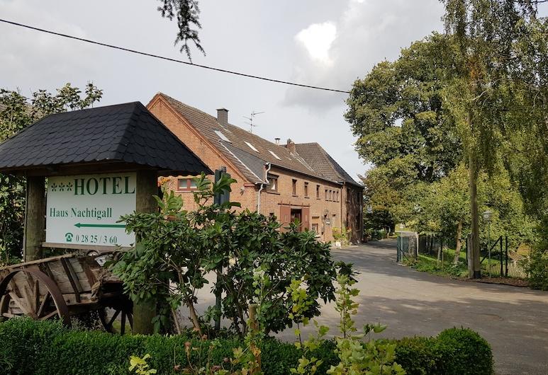 Hotel Haus Nachtigall, Uedem, Garden