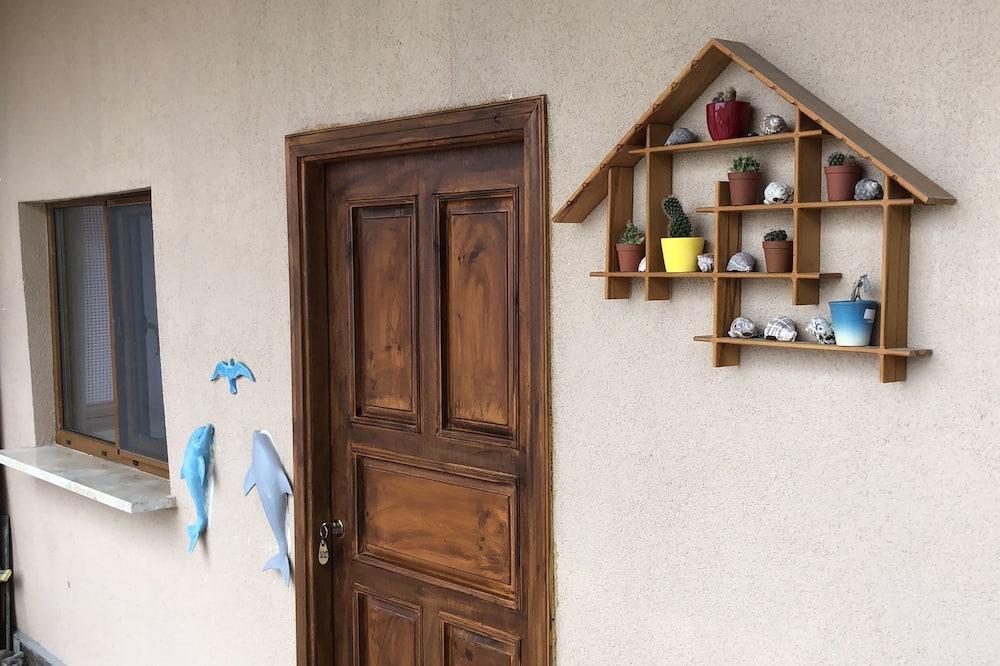 Семейный номер - Вид на сад