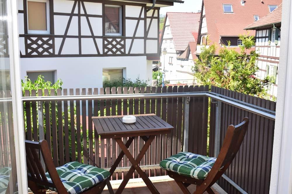 Двомісний номер, з балконом - Балкон